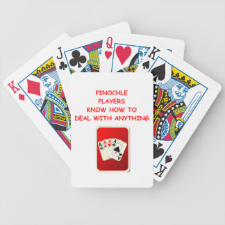 pinocle bicycle playing cards