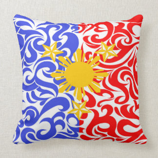 Pinoy Ako Throw Pillow
