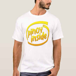 Pinoy Inside T-Shirt