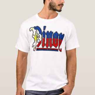 pinoy (printable colors) T-Shirt