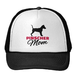 Pinscher Mom Hats