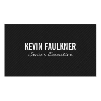 Pinstripe Pack Of Standard Business Cards