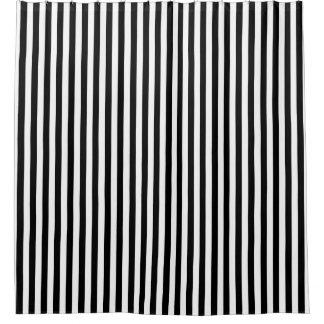 Pinstripe Shower Curtain