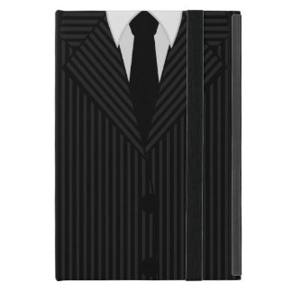 Pinstripe Suit and Tie iPad Mini Powis iCase Cover Cover For iPad Mini