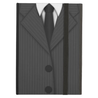 Pinstripe Suit and Tie Powis iCase iPad Air Cases