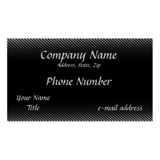 Pinstripes Business Card Templates