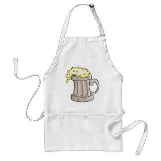 pint-of-beer-vector standard apron