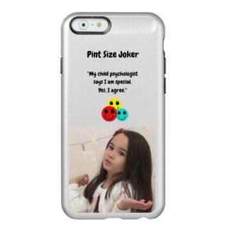 Pint Size Joker: Child Psychologist Special Incipio Feather® Shine iPhone 6 Case