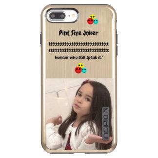 Pint Size Joker: Irish Setter Speaks Incipio DualPro Shine iPhone 8 Plus/7 Plus Case