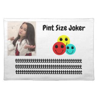 Pint Size Joker: Santa Claus And Tax-Exempt Status Placemat