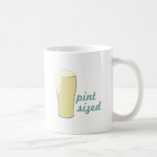Pint Sized Coffee Mug