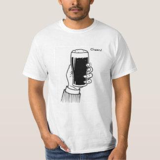 Pint Stout image for men's-t-shirt T-Shirt