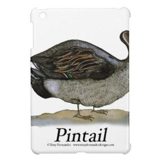 Pintail duck, tony fernandes iPad mini cases