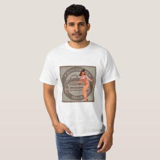 Pinup Car T-Shirt