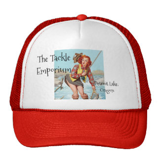 Pinup Fishing Cap
