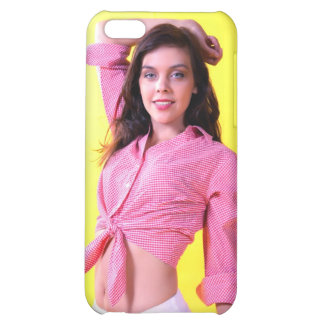 pinup girl ipod cover iPhone 5C case