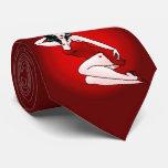 Pinup Girl Tie 50's Pinup Girl Neckties Retro Art
