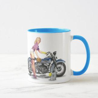 Pinup mug