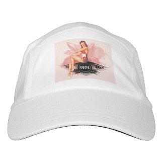 Pinup pink hat