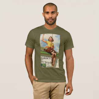 Pinup Roof T-Shirt