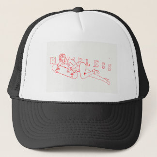 Pinup Trucker Hat