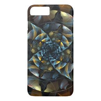 Pinwheel Abstract Art iPhone 7 Plus Case