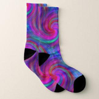 Pinwheel Dream Socks