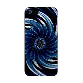 Pinwheel of Blue Incipio Feather® Shine iPhone 5 Case