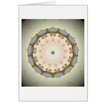 Pinwheel Smiles Greeting Card
