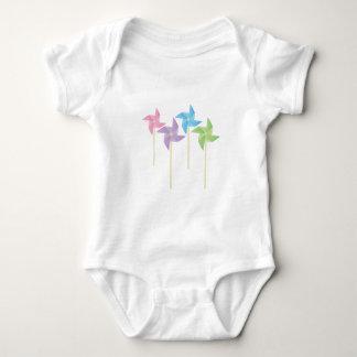 Pinwheels Baby Bodysuit
