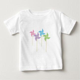 Pinwheels Baby T-Shirt