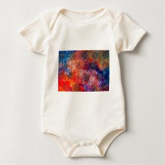 PINWHEELS PATTERN 3 BABY BODYSUIT