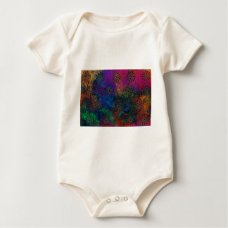 PINWHEELS PATTERN 5 BABY BODYSUIT