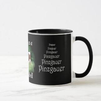 PinzBlkHdl Mug-customize Mug