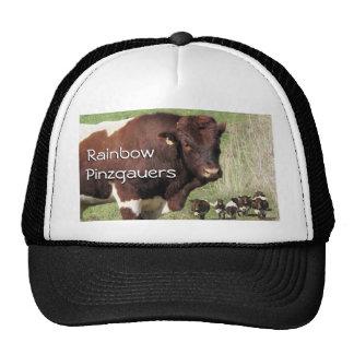 Pinzgauer Bull & Cows Cap- customize Cap