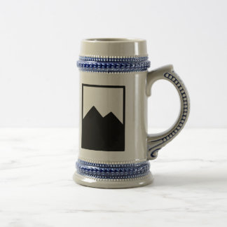 pioc_flask beer stein