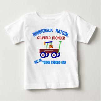 PIONEER-4-WHITE BABY T-Shirt