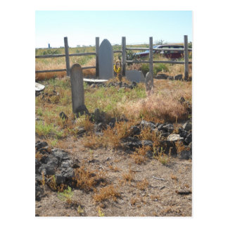 Pioneer Cemetery Postcards