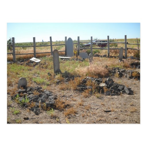 Pioneer Cemetery Post Cards