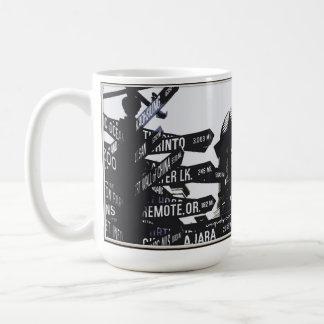 Pioneer Courthouse Coffee Mug