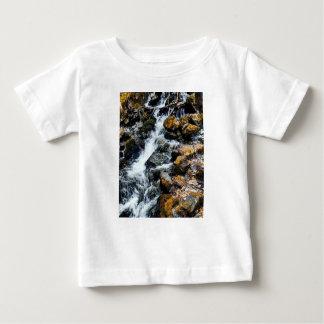 Pioneer Falls Butte Alaska Baby T-Shirt