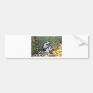 Pioneer Falls Butte Alaska Bumper Sticker