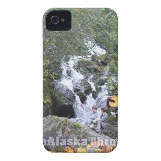 Pioneer Falls Butte Alaska iPhone 4 Cover