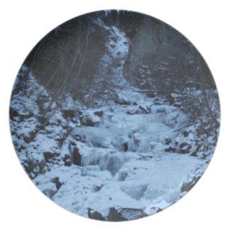 Pioneer Falls Butte Alaska Plate
