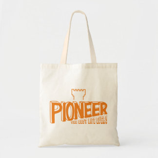 Pioneer the best life ever tote bag