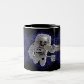 Pioneers by Gregory Gallo Two-Tone Mug