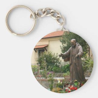 Pioppi, Italy custom key chain