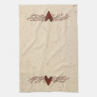 Pip Berry Heart Kitchen Towel