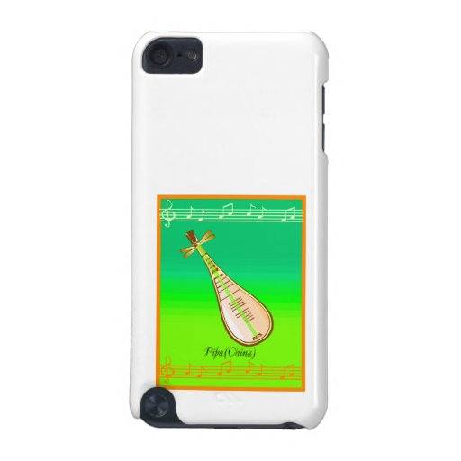 Pipa String Instrument From China iPod Touch 5G Covers