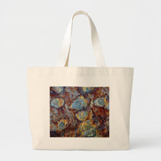 Pipe Blisters Beautiful Grunge Rust Pattern Bags